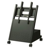 ディスプレイスタンド|XS-3247L|低床タイプ|中型用〜47V型くらいまで